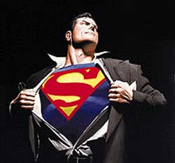 Agile Tester Superman