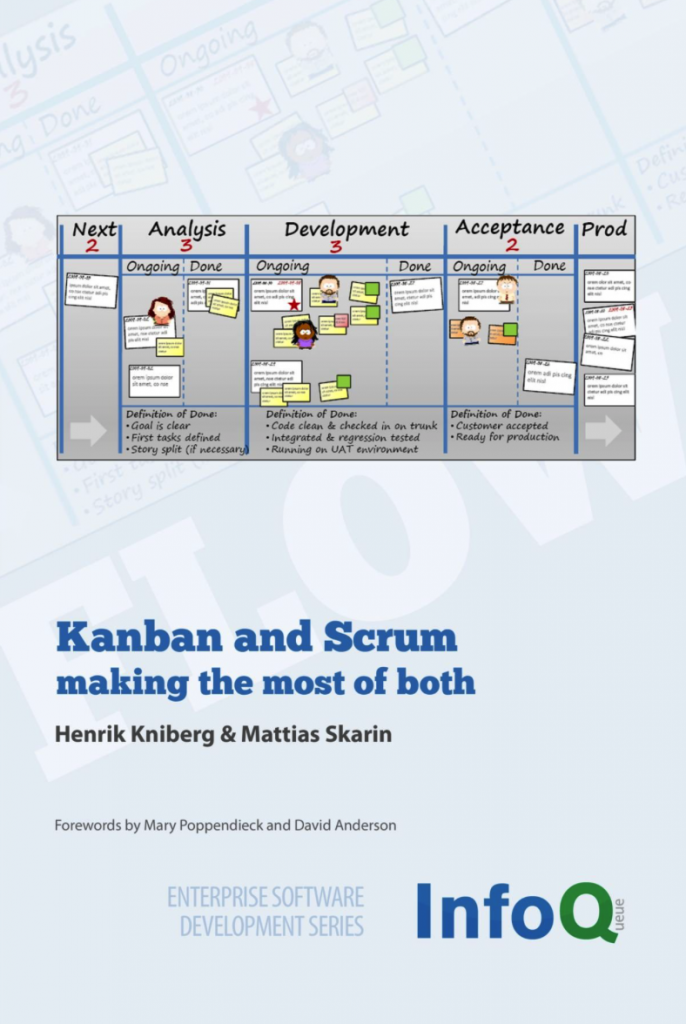 Kanban and Scrum – Making the Most of Both