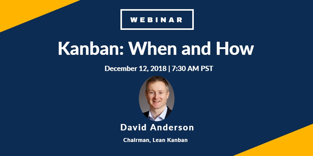 Kanban - When and How