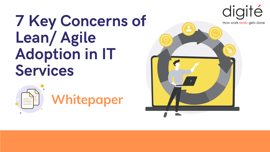 7 Key Concerns of Lean/ Agile Adoption in IT services