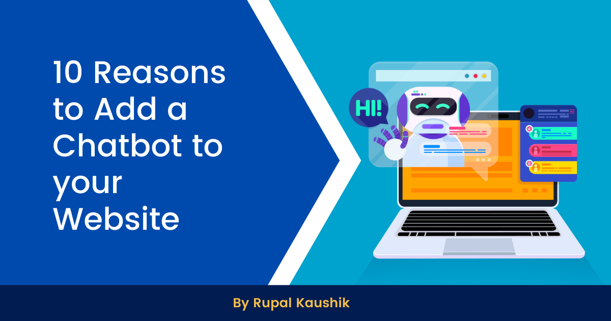 10 reasons for chatbot
